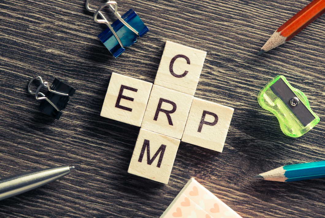 healthcare CRM and ERP integration