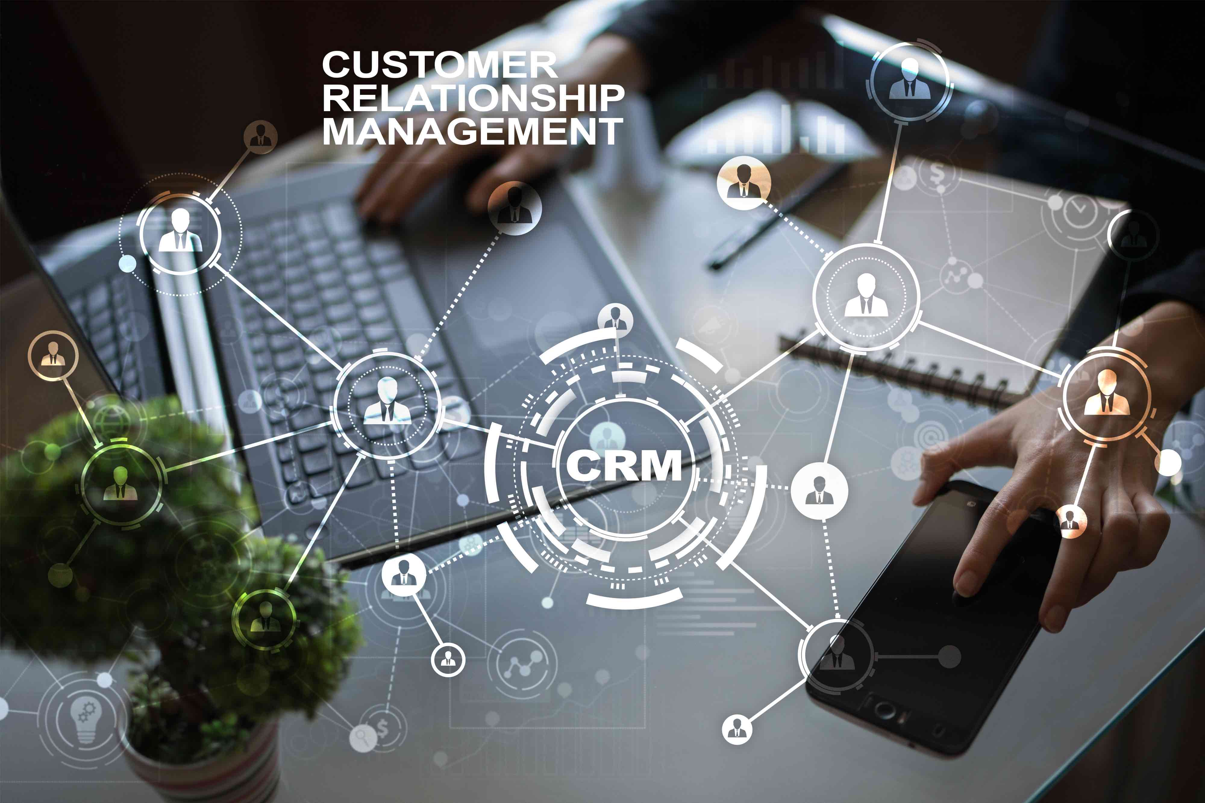 How to implement a CRM